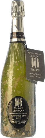 Bisson Portofino Met. Class. Pas Dosé Abissi 2014