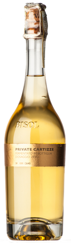 Bisol Cartizze Met. Classico Pas Dosé Private 2014