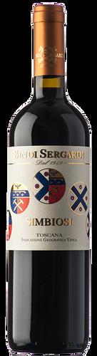 Bindi Sergardi Toscana Rosso Simbiosi 2013