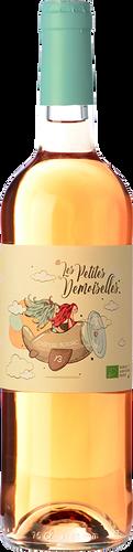 Château Boujac Les Petites Demoiselles Rosé 2019