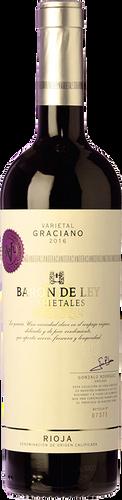 Barón de Ley Varietales Graciano 2016