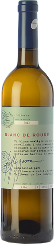 Blanc de Roure 2017