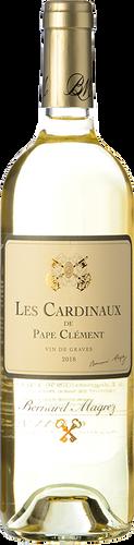 Les Cardinaux de Pape Clément Blanc 2018