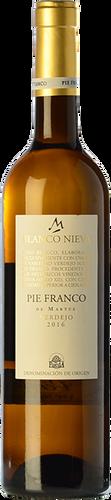 Blanco Nieva Pie Franco 2018