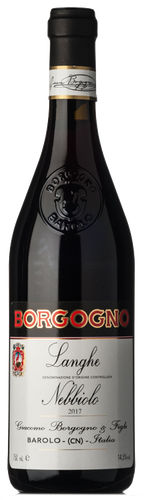 Borgogno Langhe Nebbiolo 2017