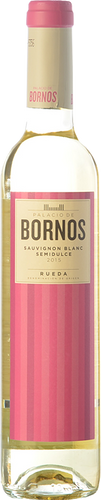 Palacio de Bornos Sauvignon Blanc Semidulce 2015 (0,5 L)