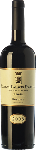 Bodegas Palacio Especial Reserva 2013
