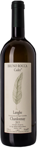 Bruno Rocca Langhe Chardonnay Cadet 2017
