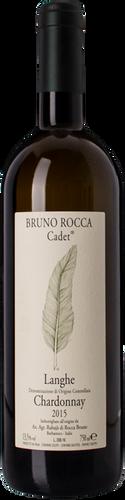 Bruno Rocca Langhe Chardonnay Cadet 2018