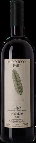 Bruno Rocca Langhe Nebbiolo Fralù 2019
