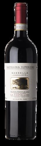 La Castellina Sassella Le Barbarine 2015