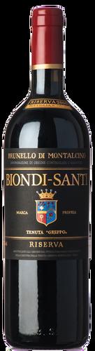 Biondi Santi Brunello di Montalcino Riserva 2012