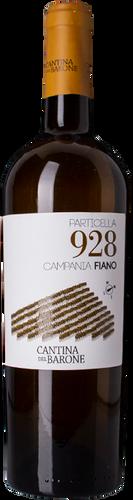 Cantina del Barone Fiano Particella 928 2018