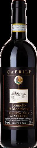 Caprili Brunello di Montalcino Ris. AdAlberto 2012