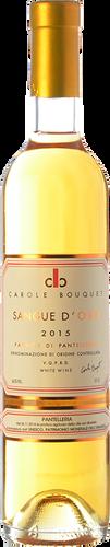 Carole Bouquet Pantelleria Sangue d'Oro 2017 (0.5 L)
