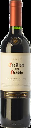 Casillero del Diablo Carmenere 2018