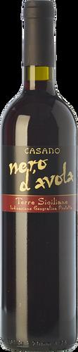 Casano Terre Siciliane Nero d'Avola 2017