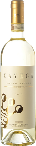 Tenuta Carretta Roero Arneis Cayega 2019
