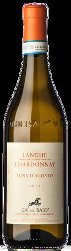 Cà del Baio Langhe Chardonnay Luna d'Agosto 2019