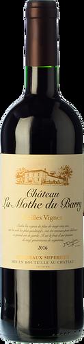 Château La Mothe du Barry Vieilles Vignes 2016