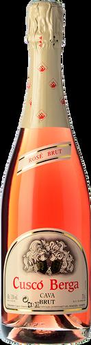 Cuscó Berga Brut Rosé 2016