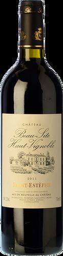 Château Beau-Site Haut-Vignoble 2012