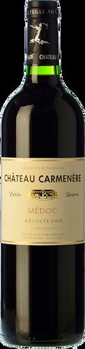 Château Carmenère Petite Réserve 2017