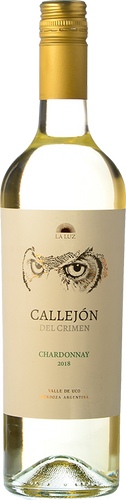 Callejón del Crimen Chardonnay 2018