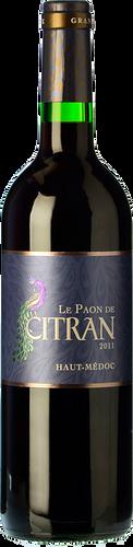 Le Paon de Citran 2011
