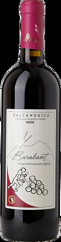 Concarena Valcamonica Barabant 2014