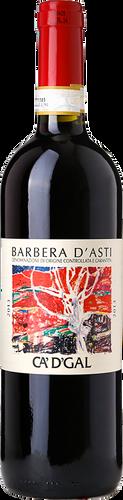 Ca' d' Gal Barbera d'Asti 2013