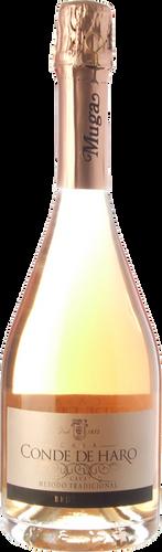 Conde de Haro Brut Rosé 2016