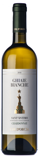Col d'Orcia Chardonnay Ghiaie Bianche 2019