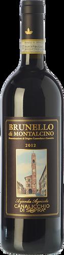 Canalicchio di Sopra Brunello di Montalcino 2016