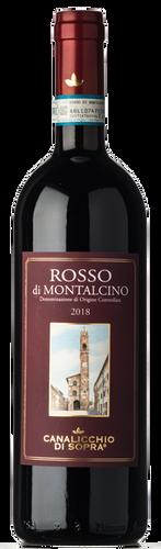 Canalicchio di Sopra Rosso di Montalcino 2019