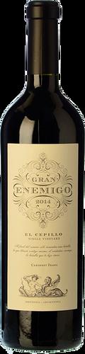 Gran Enemigo El Cepillo Cabernet Franc 2014