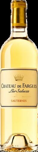 Château de Fargues 2013