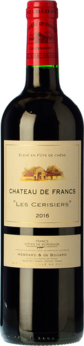 Château de Francs Les Cerisiers 2016