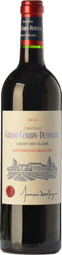 Château Grand Corbin-Despagne 2016