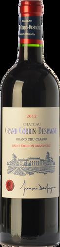 Château Grand Corbin-Despagne 2018