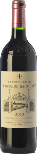 La Chapelle de La Mission Haut-Brion 2018
