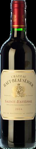 Château Haut-Beauséjour 2016