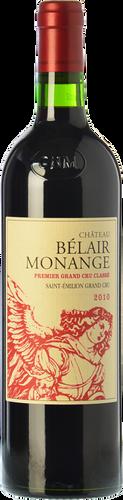 Château Bélair Monange 2011