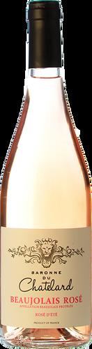 Baronne du Chatelard Beaujolais Rosé d'été 2019