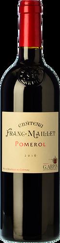 Château Franc-Maillet 2016