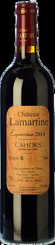 Château Lamartine Cahors Expression 2014