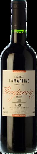Château Lamartine Cahors Benjamin 2017