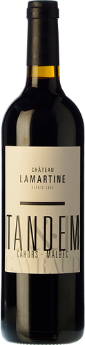 Château Lamartine Cahors Tandem 2019