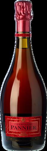 Champagne Pannier Rosé Velours