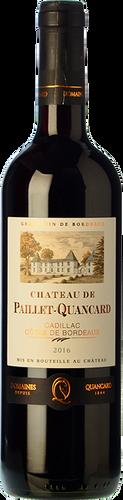 Château de Paillet-Quancard 2016